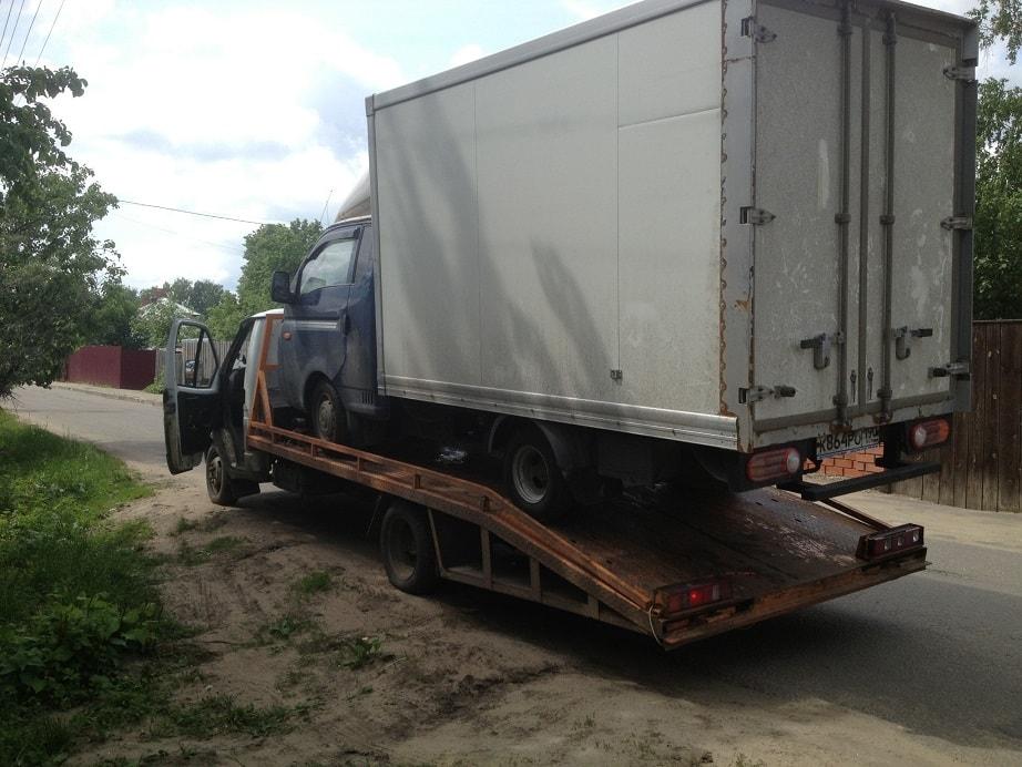 грузовой эвакуатор цена