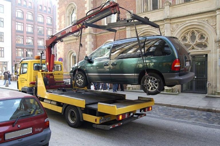 Служба эвакуации автомобилей в Нижнем Новгороде