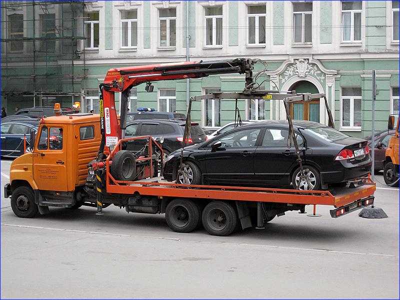 Стоимость эвакуатора в Нижнем Новгороде