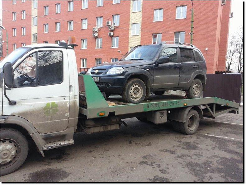 Заказать эвакуатор в Нижнем Новгороде